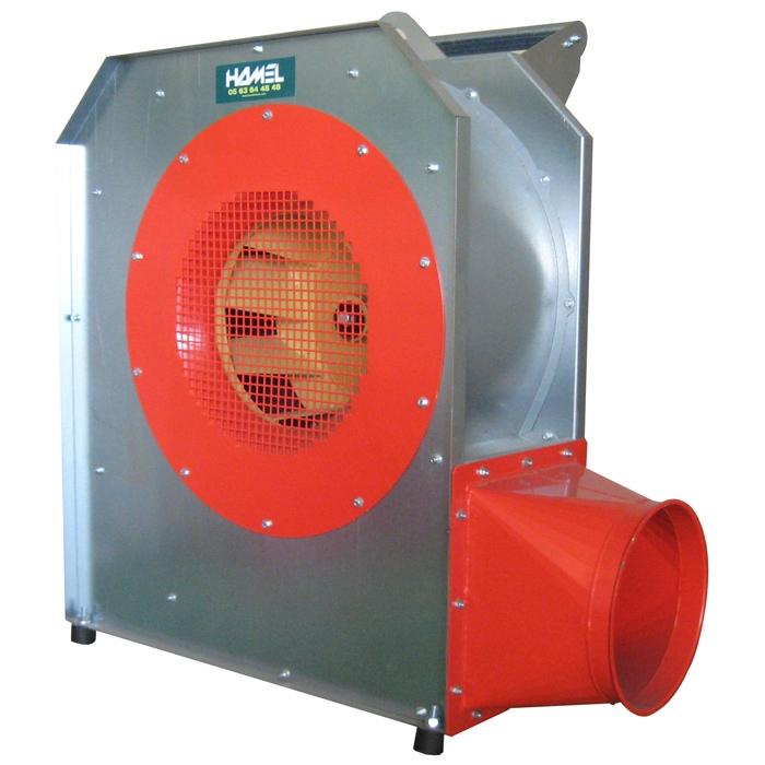 Ventilation et Conservation des Grains