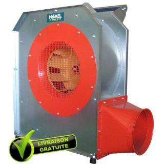 ventilateur pour silos