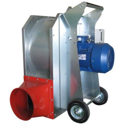ventilateur 11Kw pour silos à grains