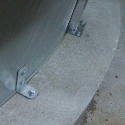 silo en t les lisses pour un stockage performant sans poussi re. Black Bedroom Furniture Sets. Home Design Ideas