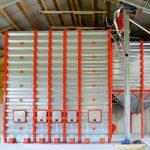 silos rectangulaires