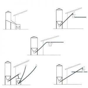 tube de transport